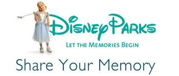 DisneyShareYourMemory