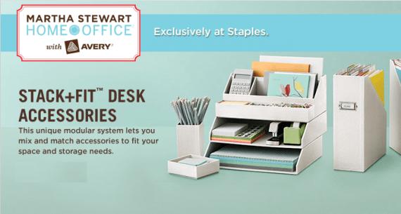 Organizing Office Desk Giveaway L