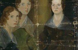 NPG 1725; The BrontÎ Sisters by Patrick Branwell BrontÎ