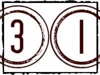 31 Days of…