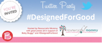 Bravado Designs #DesignedForGood Holiday Twitter Party