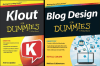 Blog Design For Dummies/Klout For Dummies Twitter Launch Party