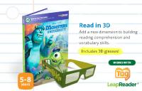 Monsters University and LeapFrog
