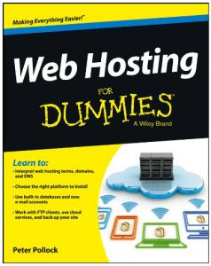 webhostingfordummies