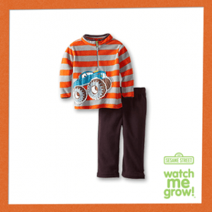 sesame street's watch me grow!