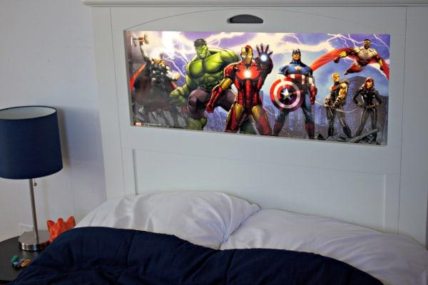 Lightheaded Bed Marvel Avengers
