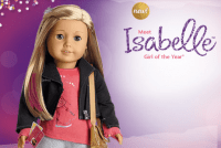 Girl of the Year 2014: Isabelle Palmer