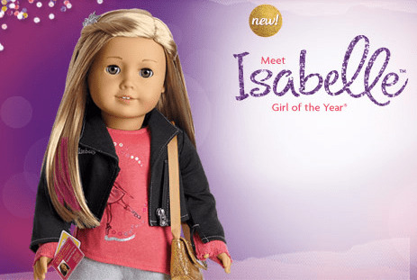 Isabelle girl of the year