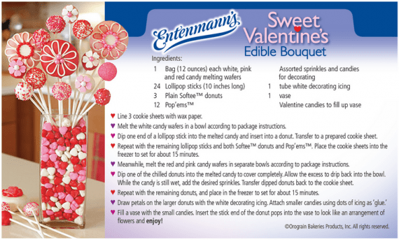 Entenmann's Edible Bouquet