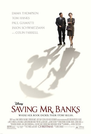 Why I Took My 9 Year Old to See Saving Mr. Banks