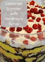 Celebrate Summer with HERSHEY'S Syrup