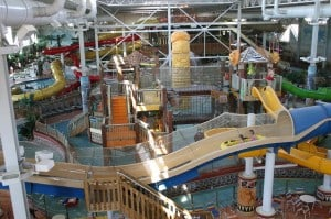 Indoor Waterpark - Wis