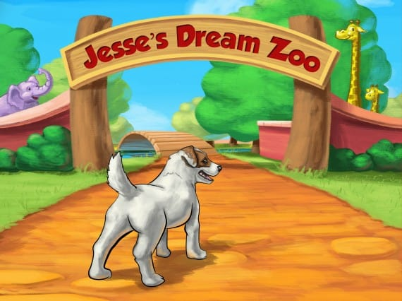 Jesse the Jack's ABC Zoo