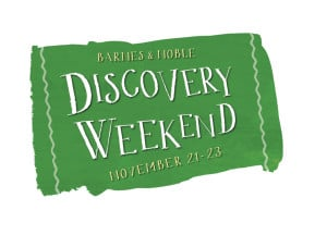 Discovery Weekend Logo