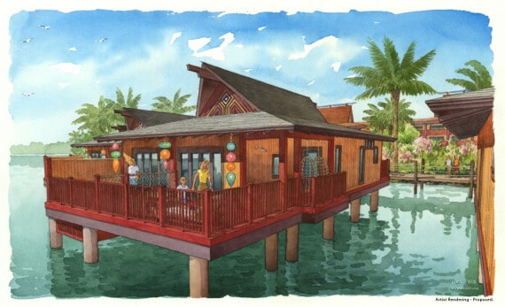 Disney's Polynesian Villas and Bungalows