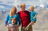 Travel Channel's Big Crazy Family Adventure