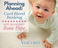 #BankViaCord Twitter Party with BabyCenter