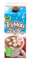 Warm Up Your Winter with TruMoo Chocolate Marshmallow Milk