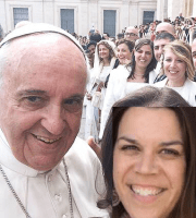I Met the Pope and My Husband was Inducted Into the Pro Football Hall of Fame