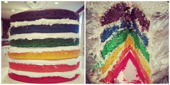rainbowcakecollage