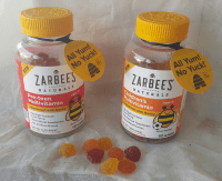 All-New Zarbee's Naturals Kids' Complete Multivitamins