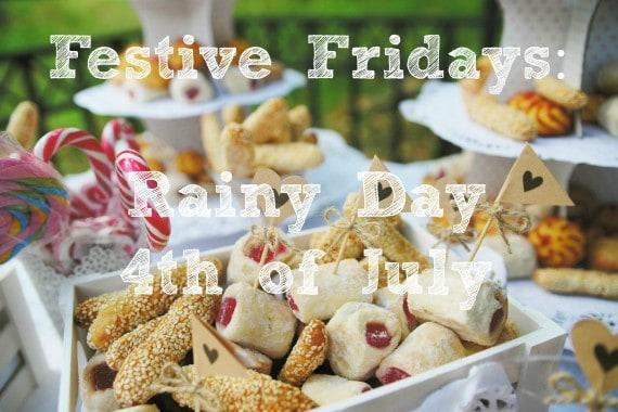 Festive Friday 4th rainy
