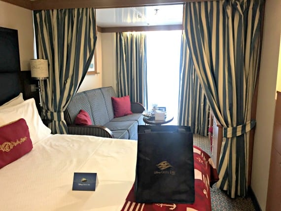Disney Wonder Refurbished Staterooms