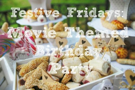 Festive Friday movie party