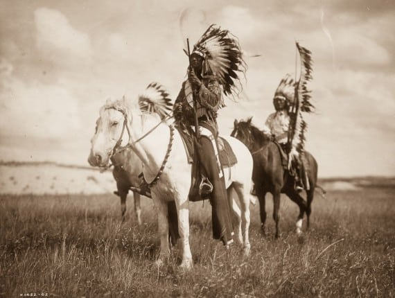 IMAGE: EDWARD S. CURTIS/LIBRARY OF CONGRESS