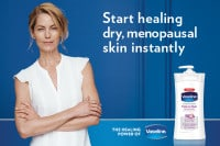Heal Aging Skin with Vaseline Mature Skin