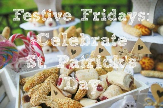 Festive Friday celebrate st pat