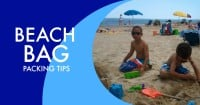 Beach Day Packing Tips