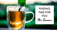 Finding Time for You This Summer