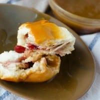 cranturkey-buns-thanksgiving-leftover-recipe
