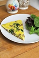 Turkey-Sausage-and-Spinach-Frittata
