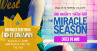 The Miracle Season Giveaway