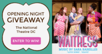 """Waitress"" Opening Night Giveaway"