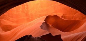 Lower Antelope Canyon Spring Break