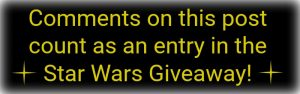 Star Wars Giveaway