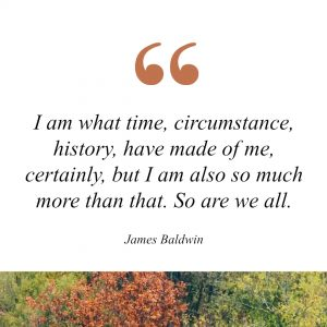 More than our circumstances