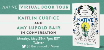 Native Virtual Book Tour